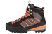 The North Face Verto S3K GTX Shoes Women q-silver grey/radiant orange